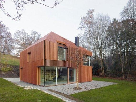 A Modern Small Home